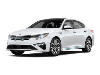 2020 Kia Optima Plug-In Hybrid Sedan